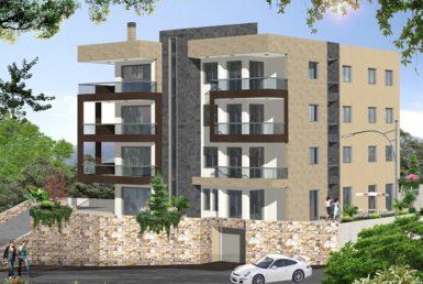 elissar apartments terrace garden sale, Lebanon properties