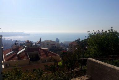 sea view apartment rabweh rabieh sale rent lebanon garden