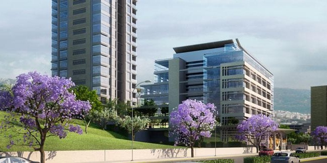 ashrafieh achrafieh apartment 173m2 tower beirut lebanon