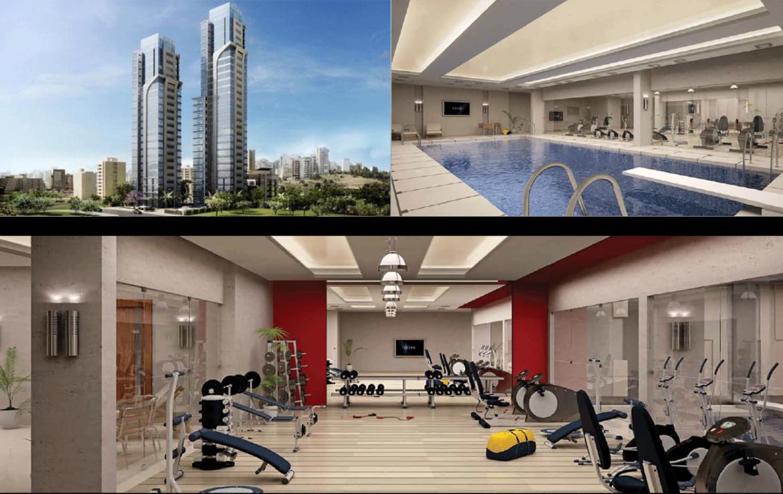 Ashrafieh achrafieh apartment m tower beirut lebanon